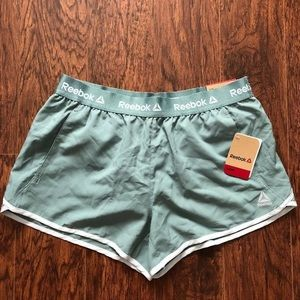 Reebok Women's Relaxed Fit Running Shorts Size S